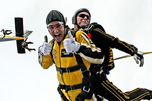Deportes de aventura Paracaidismo