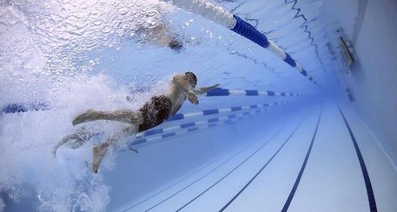 natación o running