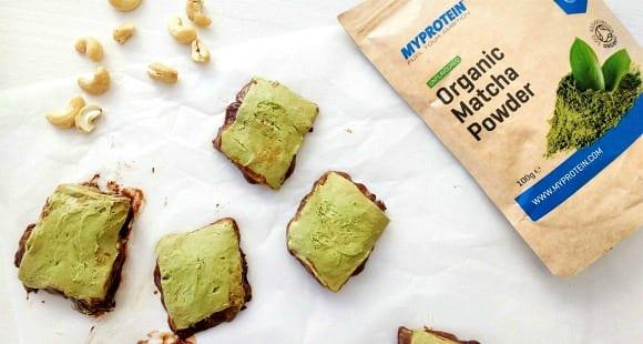 Brownies de Té Matcha | Receta Fácil
