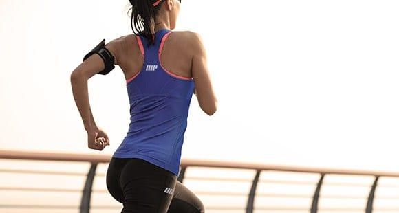 ¿Qué comer antes y después de salir a correr?