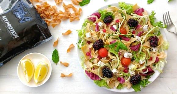 Ensalada Antioxidante con Pasta Proteica