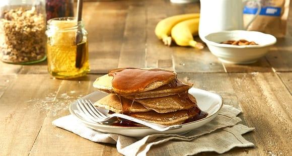 Tortitas de Plátano y Maca | Receta saludable