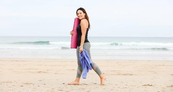 ¿Cuáles son los Beneficios de Correr en la Playa?