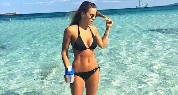 los mejores beneficios de correr en la playa