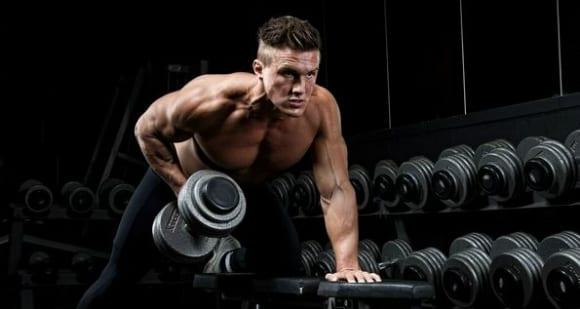 remo para entrenar espalda en casa