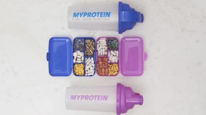 ¿Cuáles son las mejores vitaminas para deportistas?