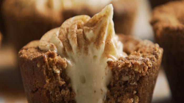 Cookies Proteicas Light con Relleno sabor Cheesecake