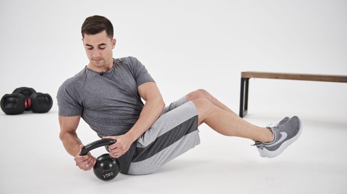 rutina de ejercicios para adelgazar con pesas