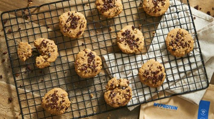 Cookies de Mantequilla de Cacahuete sin harina | 5 Ingredientes