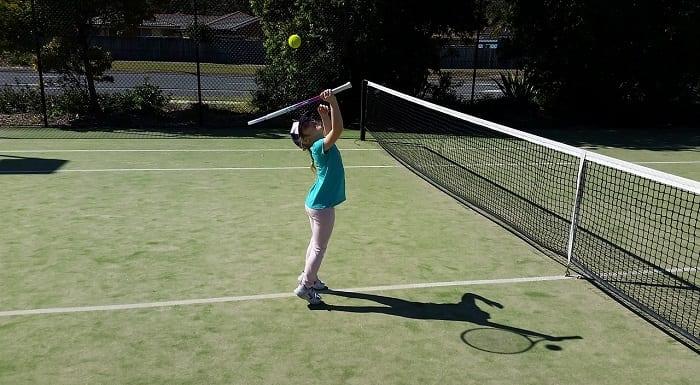 el tenis es de los mejores ejercicios para niños