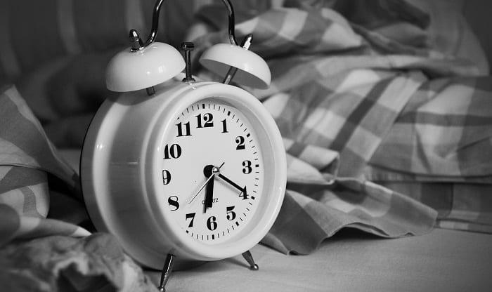 horario del sueño