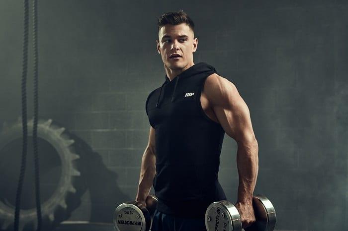 cómo se hace el curl de bíceps
