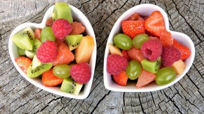 Top 15 frutas con menos azúcares