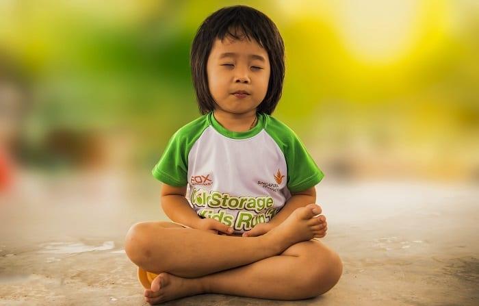 top ejercicios de yoga para niños