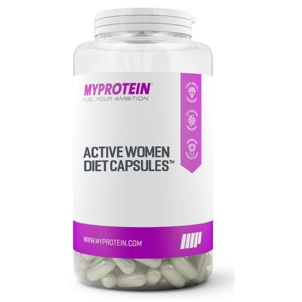 Cápsulas para adelgazar Active Woman