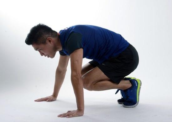 ¿Qué es un burpee y cómo hacer este ejercicio correctamente?