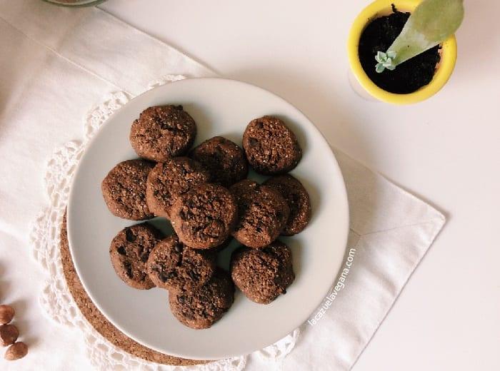 galletas veganas de la cazuela vegana