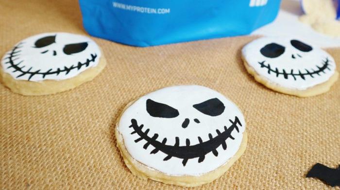Galletas de Halloween Monstruosas
