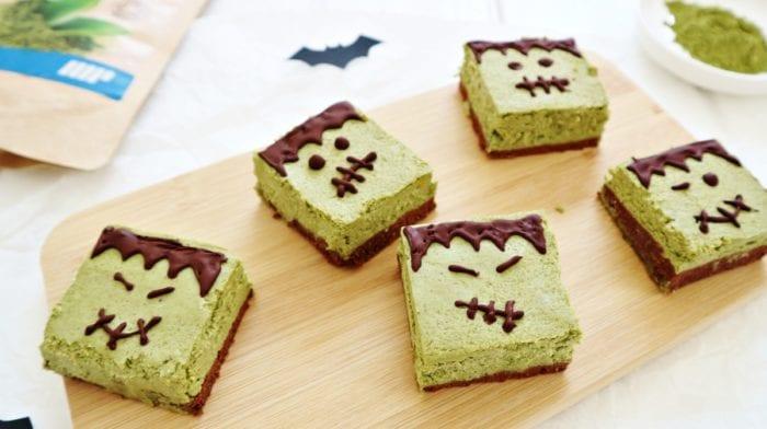 Galletas de Halloween Veganas   Frankie-Matcha
