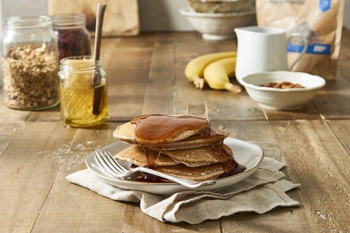 cáscara de psyllium para el desayuno