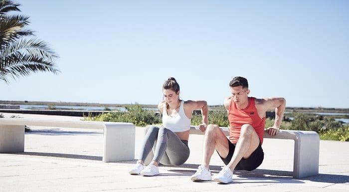 pre entreno vegano y masa muscular