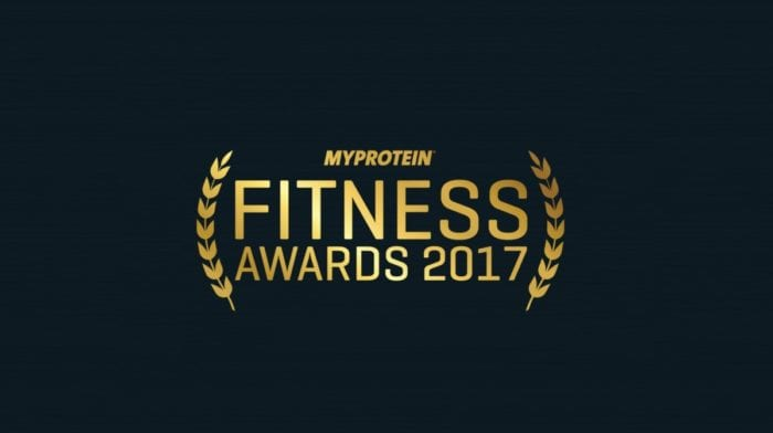 Premios Myprotein Fitness Awards   ¡Empieza a Votar ya!