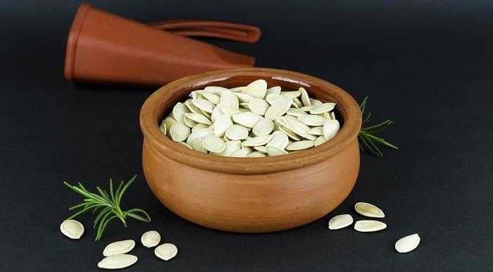 semillas de calabaza y el aumento de testosterona