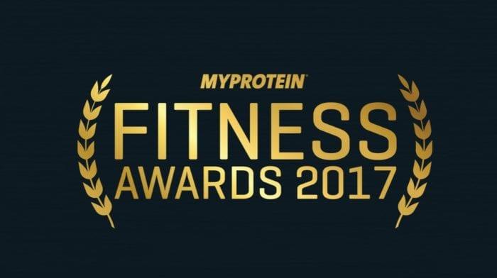 Myprotein Fitness Awards 2017 – ¡Publicación de la lista de finalistas!