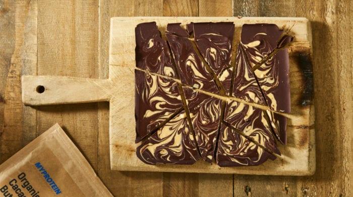 Recetas con Maca | Barritas de Chocolate con Maca