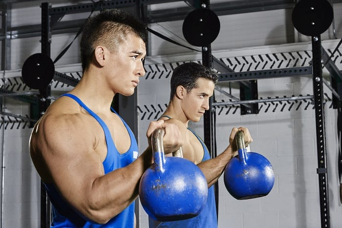 rutina de bíceps de 6 semanas