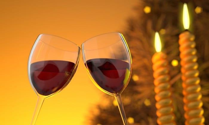 Bebidas Saludables para Tomar en Navidad