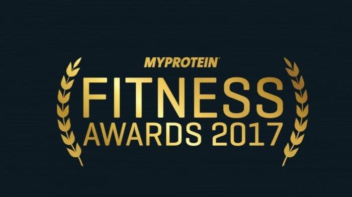 Ganadores del Myprotein Fitness Awards 2017