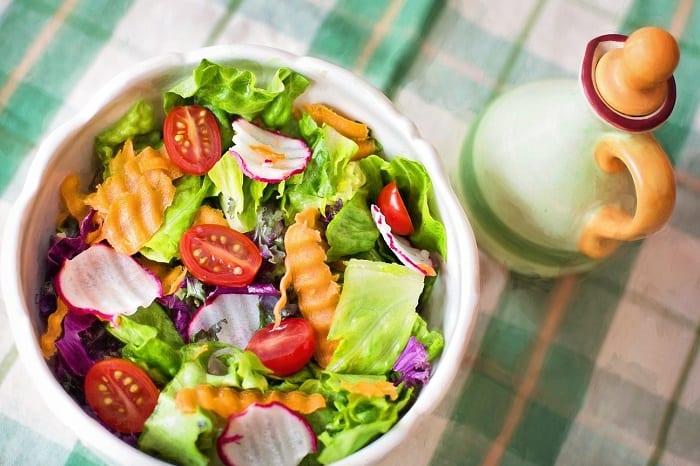 menú dieta de 1800 calorías