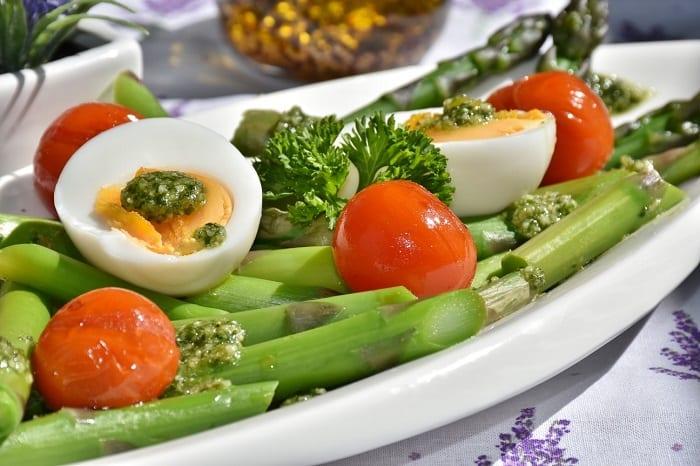 tabla de dieta de 1800 calorías
