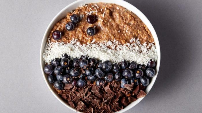Bol de Quinoa con Chocolate | Desayuno Sin Gluten