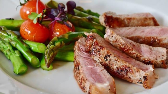 dieta post navidad proteica