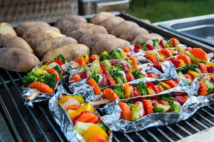 alimentos con proteínas veganas