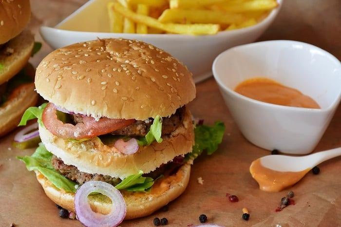 aditivos alimentarios y comida basura