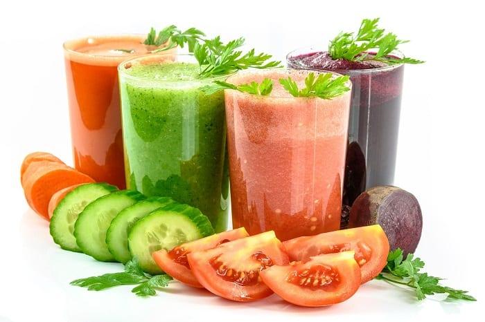 mejores zumos de verduras