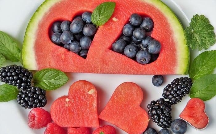 mejores alimentos vasodilatadores