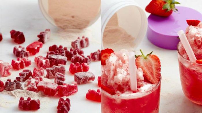 5 recetas con BCAA para estimular el crecimiento muscular