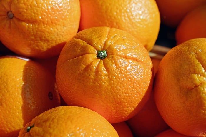 sinefrina y naranja amarga