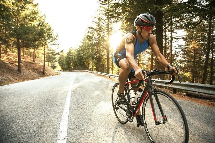 Mejorar la recuperación muscular en el ciclismo