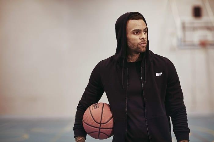 ejercicios del entrenamiento de baloncesto