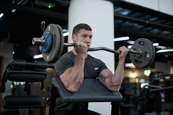 batidos de proteínas y la hipertrofia