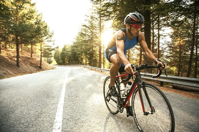 condromalacia rotuliana y lesiones ciclismo