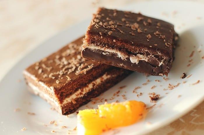 tarta de chocolate proteica - recetas fitness
