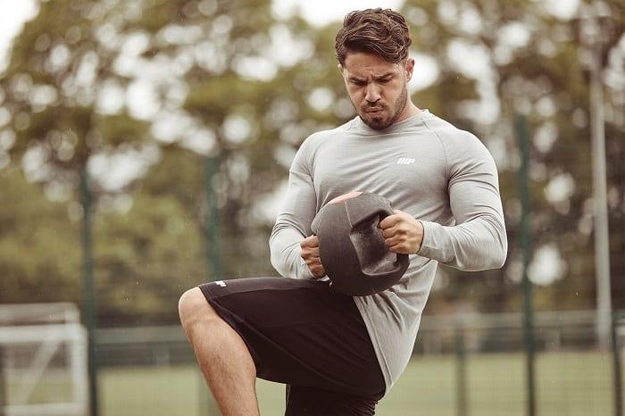 Calor para contracturas musculares