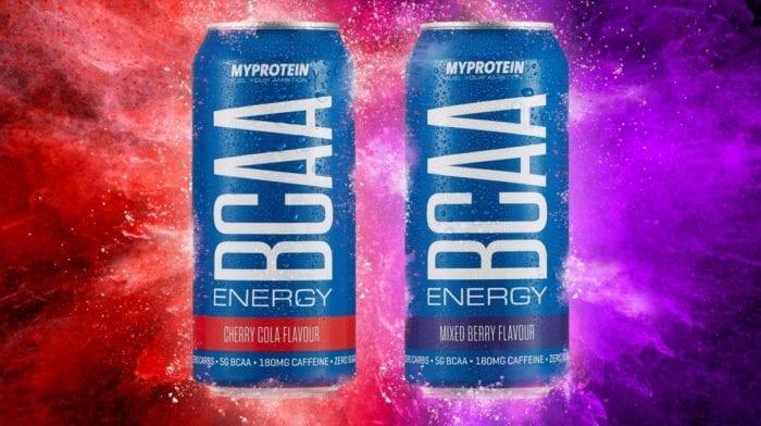 BCAA Energy: Refresca, Recarga, Repone