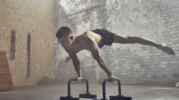Rutina de ejercicios de calistenia para principiantes-medio